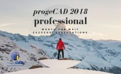progeCAD 2018 Professional is Finally Here!
