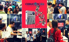 Cebu Construction Show is home of progeCAD Philippines in the Visayas